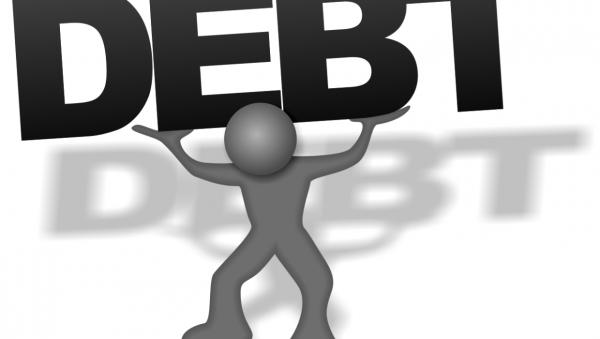 RUSSIA'S CRIPPLING DEBT